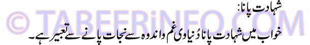 shahadat-pana-tabeer