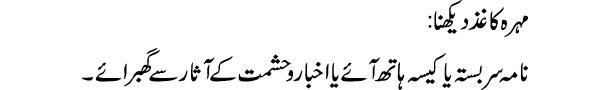mehra-kaghaz-dekhna-tabeer
