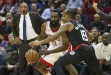 Photo of Amazing Harden erupts for 47 points as Rockets down Clippers