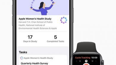 Photo of Apple New Research app helps users track health