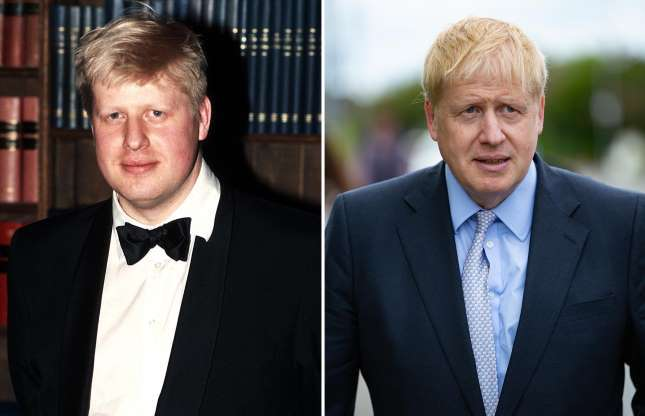 Boris Johnson (1998, 2019) Prime Minister of the U.K.