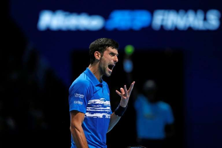 Djokovic romps