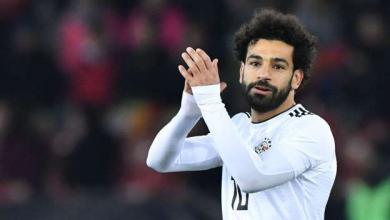 Photo of Liverpool's Salah out of Egypt games