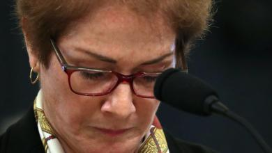 Photo of Ousted US envoy to Ukraine tells impeachment hearing