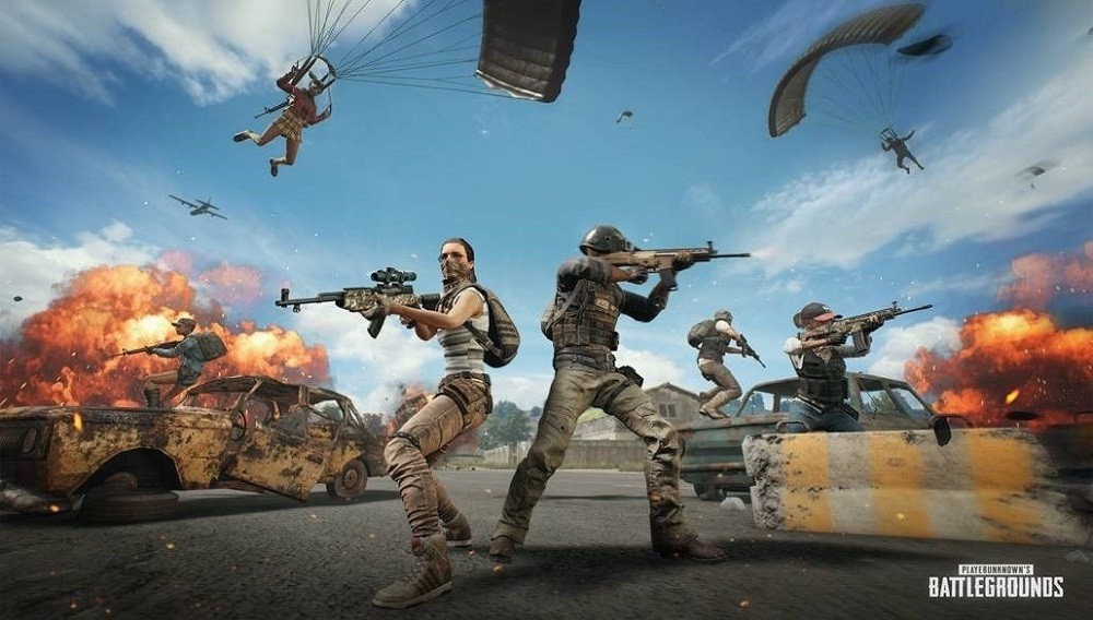 PUBG Turns On Cross Play for PS4 and XBO