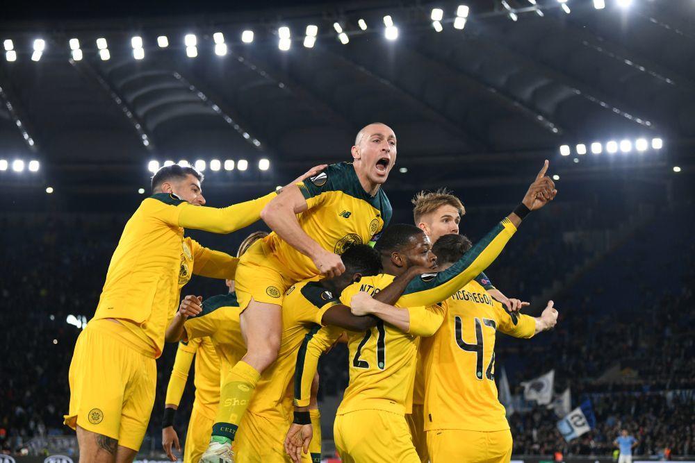 Europa League - Group E - Lazio v Celtic